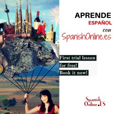 Prueba tu primera clase gratis y aprende español con Spanish Online