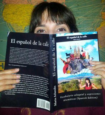 """""""El español de la calle"""", el libro"""