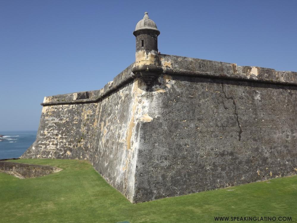 El Morro - Viejo San Juan, Puerto Rico