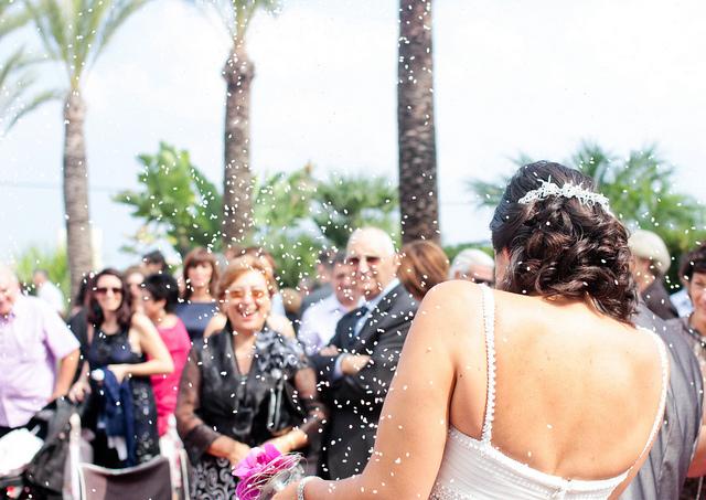 C mo son las bodas en espa a vocabulario y expresiones coloquiales - En que mano se lleva el anillo de casado ...